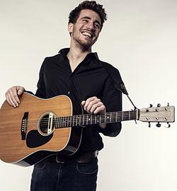 Marcello Michael Singer Guitarist For Hire